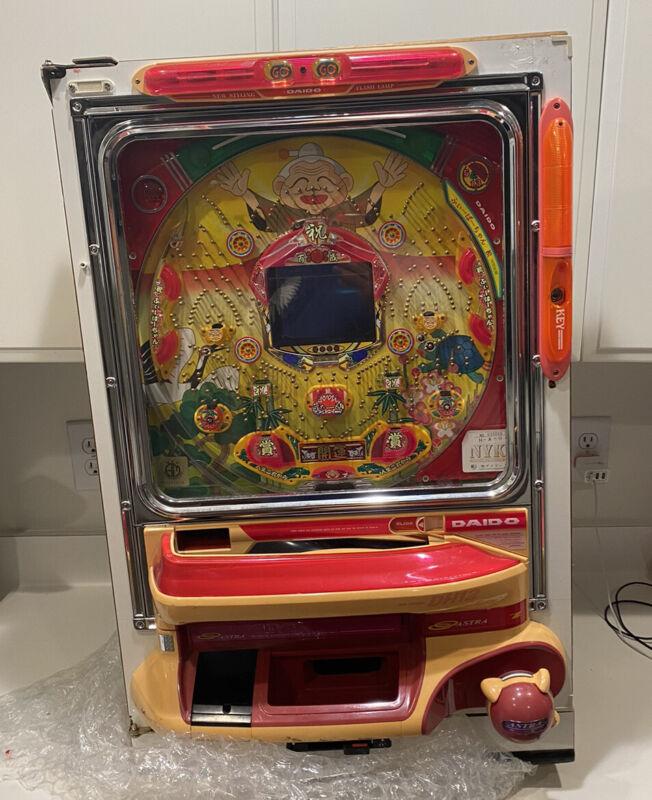 Rare Pachinko Machine pinball - Astra- LCD-Daido New Version DH-12
