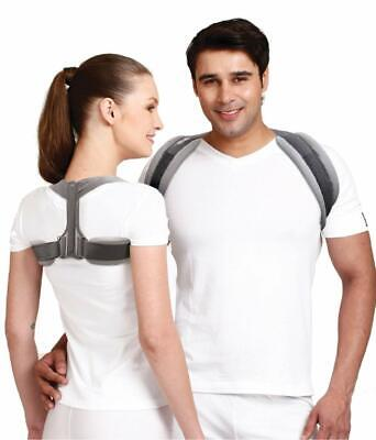 Tynor posture corrector cum Clavicle Brace with Velcro Best In Shoulder