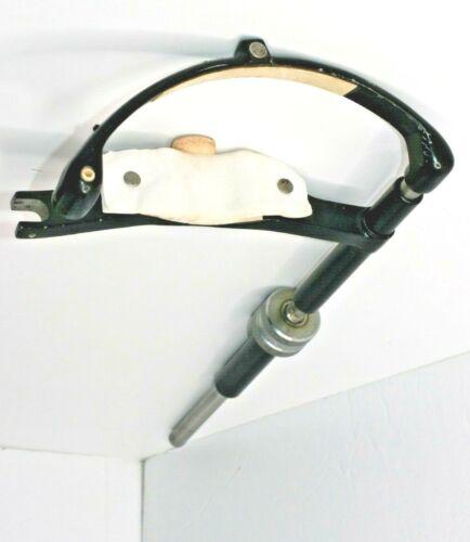 Keratometer Chin Rest Eye Exam Machine Part Industrial Steampunk Art Display Vtg