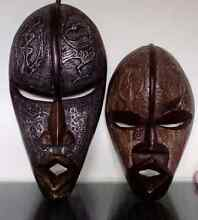 2xTribal Masks $50 for both Maroochydore Maroochydore Area Preview