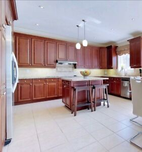Maple Kitchen Cabinets for Sale