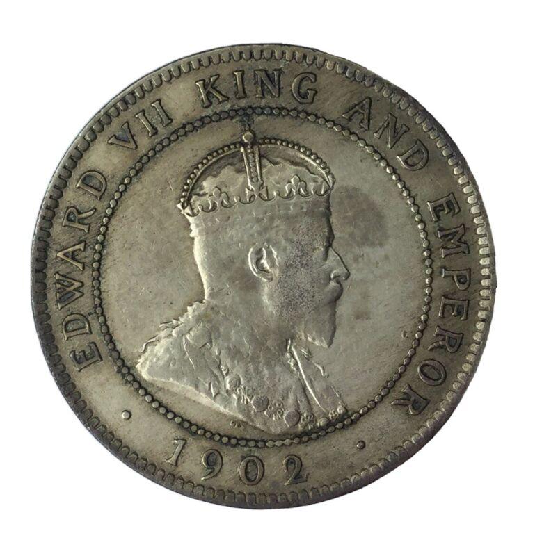 1902 Jamaica C/N 1 Penny XF #