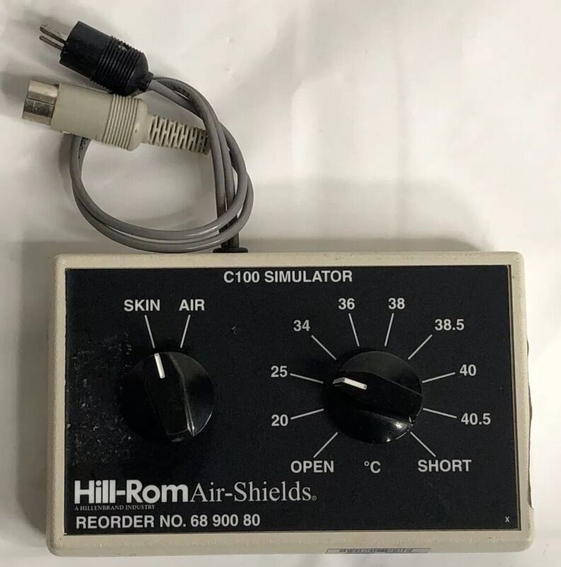 Air-Shields C100 Infant Warmer Simulator By Hill-Rom