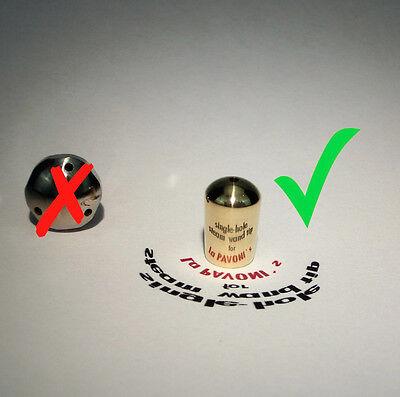 Запасные части Single-hole steam wand tip