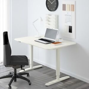 Bekant Sit/Stand Office Desk - Electronic