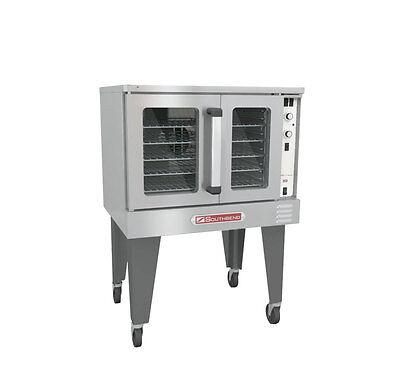 Southbend Bgs12sc Bronze Series Single Deck Convection Oven Gas 54000 Btus