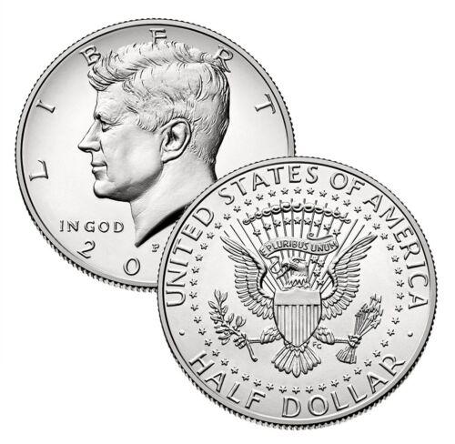 2003 Kennedy Half Dollar Set P&d (2 Coin Set) Bu Choice Quality No S/h # 3093
