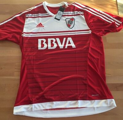 adidas River Plate Buenos Aires Away Trikot  gr. M Neu OVP Argentinien