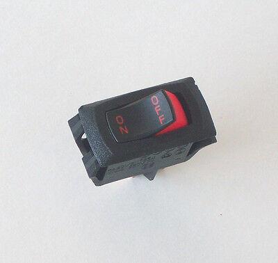 Quadra-Fire Rocker Switch 230-0730 Gas Stove Fireplace Insert Burner on-off ()