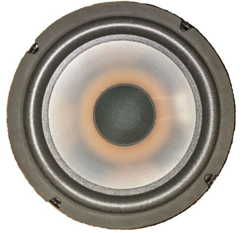 "NEW 8"" inch OEM Pioneer Replacement Vintage Style Clear Bass Woofer Speaker 100W"