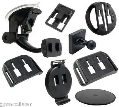 Auto Suction Cup Travel Mount for TomTom 330 335 340 350 LE S SE TM GPS ARKTT214