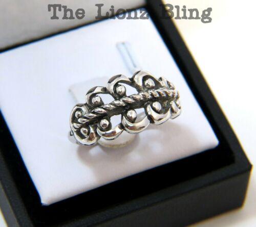 Eloquent True Vintage Avon Antiqued Silver Ring  - Adjustable Size 4 to 7.75