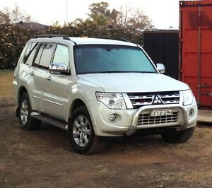 2012 Mitsubishi Pajero NW Platinum Wagon 7st 5dr Man 5sp 4x4 3.2D Stanmore Marrickville Area Preview