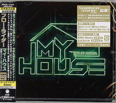 Flo Rida My House Japan Cd Bonus Track E20