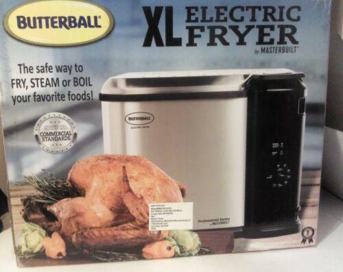 Masterbuilt Butterball XL Electric Turkey Fryer Butterball
