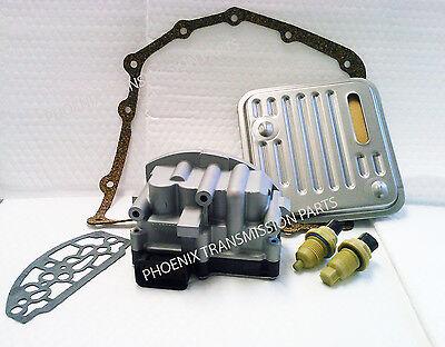 A604 Transmission Solenoid Pack Solenoid Block New Speed Sensors Filter Kit