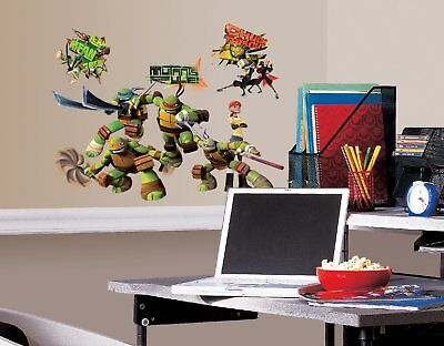 RoomMates RMK2246SCS  Teenage Mutant Ninja Turtles Peel and