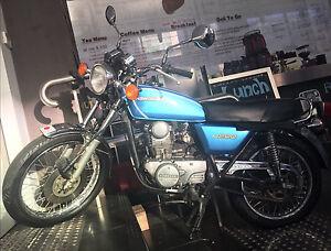 Kawasaki kz200 Summer Hill Ashfield Area Preview