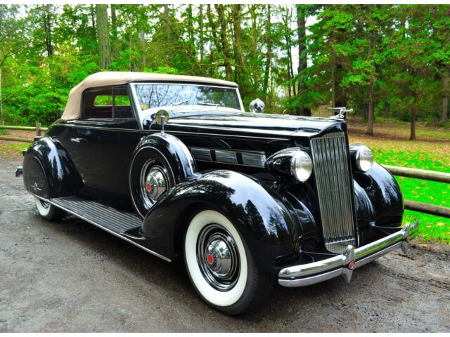 1937 packard 120 convertible coupe great driver great for 1937 packard 3 window coupe