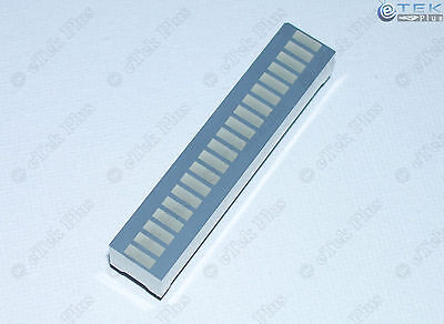 1x 20-Segs Green LED Bargraph Bar Graph [Bar Light for LED Audio VU Meter] - USA Bar Graph Meter