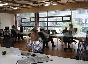 Co-Working Space Crows Nest North Sydney Area Preview