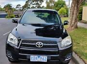 2009 Toyota RAV4 CV: Clean and Neat  Automatic SUV Glen Waverley Monash Area Preview