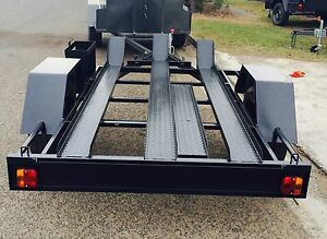 BRAND NEW 6x4 3 BIKE TRAILER AUSSI BUILT Rocklea Brisbane South West Preview