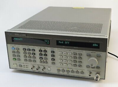 Hp 8664a High Performance Signal Generator 100 Khz To 3.0 Ghz Options 004