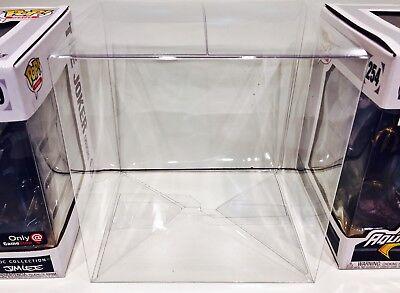 1 Box Protector For Funko Pop! JOKER HUSH / AQUAMAN / FLASH Deluxe Jim Lee DC