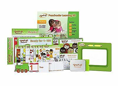 NEW!! Teach My Preschooler Learning Kit Educational Reading Writing Toddler