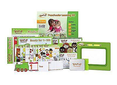 NEW!! Teach My Preschooler Learning Kit Educational Reading Writing Toddler New