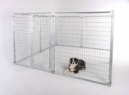 HEAVY DUTY animal enclosure panel,dog run kennel, playpen OUTDOOR Richlands Brisbane South West Preview
