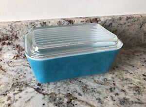 Vintage Pyrex Refrigerator Dish