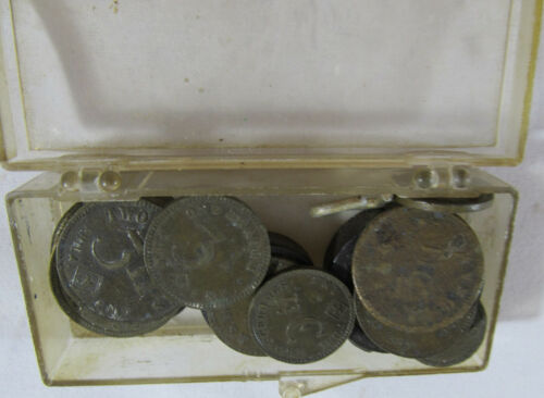 Vintage Lot of DRACHM N.S.W NEWARK Apothecary Weights Plus Extras