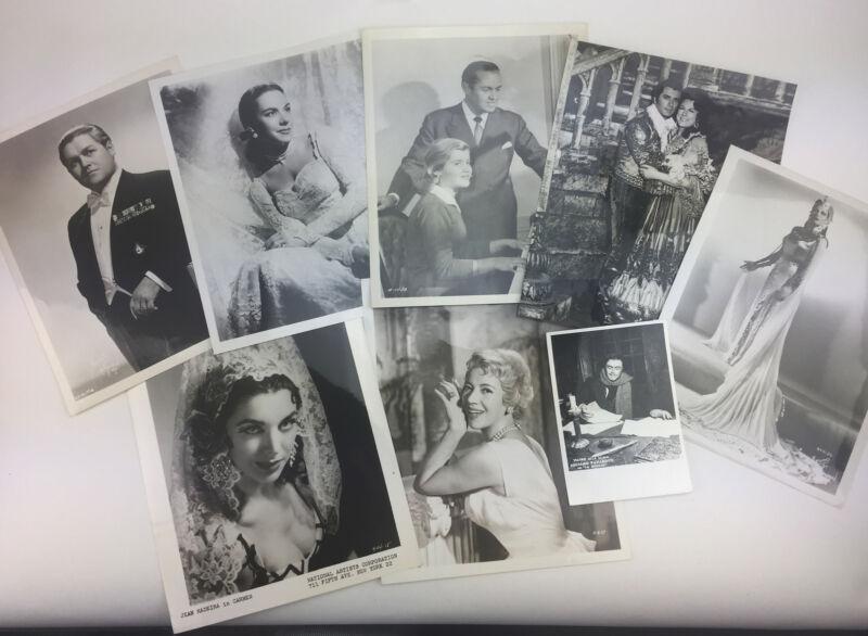 PAVAROTTI, BJÖRLING, TEBALDI, PONS, et al: Group of Opera Photographs