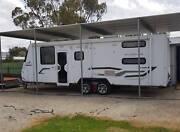 Jayco Silverline Family van Quorn Flinders Ranges Preview