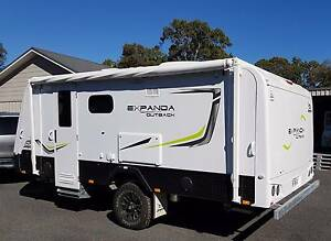 Jayco Expanda Outback 2016 Chipping Norton Liverpool Area Preview