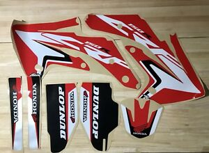 Honda CRF150R complete graphic set