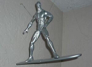 "SILVER SURFER 12"" ((custom paint))"