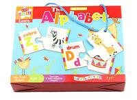 Alphabet Jigsaw Puzzles Learn&play Letters Preschool Nursery Kids Children1 - unbranded - ebay.co.uk