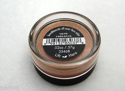 Bare Escentuals Minerals Face Color (BARE ESCENTUALS bare Minerals * WARM RADIANCE * All-Over Face Color .57g ~ NEW ~ )