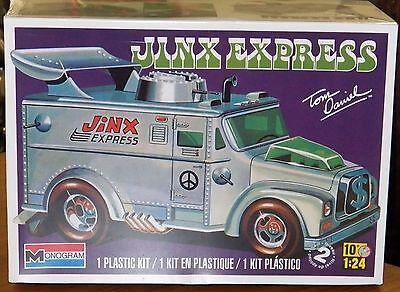 Revell Monogram Tom Daniel's Jinx Express model kit  1/24