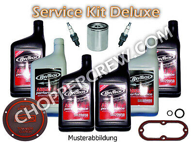 RevTech Harley Davidson Öl Kit Inspektionskit 20W50 Rev Tech GP6,33€/L #356