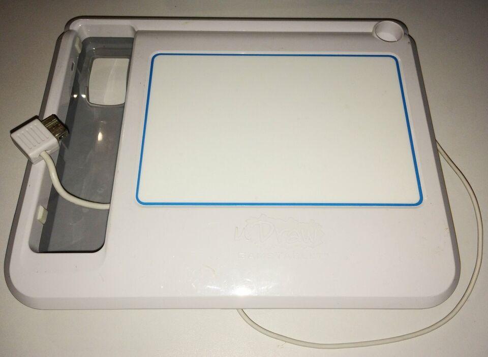 Wii GameTablet mit uDraw Studio, sehr guter Zustand in Wandsbek - Hamburg Eilbek