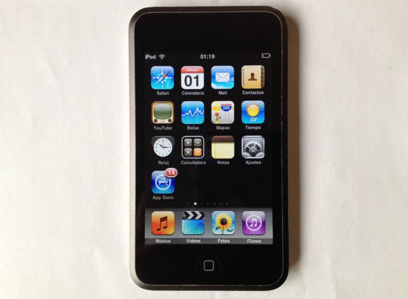 Der iPod touch der 1. Generation ist gebraucht besonders günstig zu haben. (Microsiervos (CC BY 2.0)).