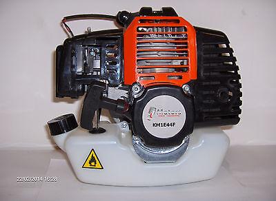 Motore Ricambio 52cc Decespugliatore Rasaerba Tosaerba Potatore 4 in 1