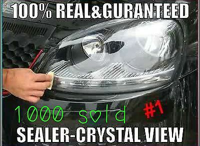 BEST ITEM CAR HEADLIGHT CLEANER LENS OEM KIT CLEAN,CLEAR,RESTORATION,PROTECT UV