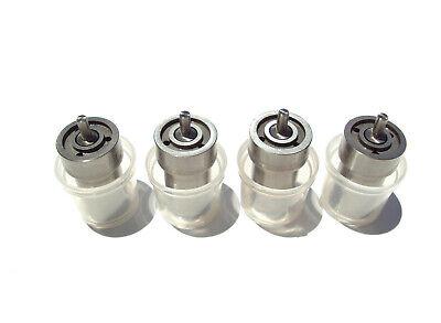 1981 Isuzu 2.2L C223 diesel engine valve rocker arm shaft spring set 94021799