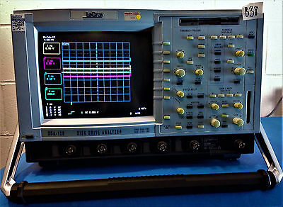 Lecroy Digital Oscilloscope Model Dda-120