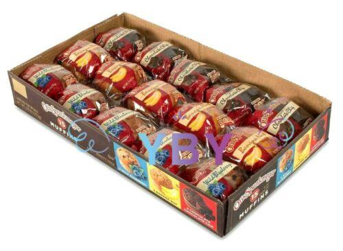 Otis Spunkmeyer Assorted Muffins 15 CT 60 OZ
